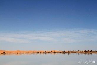 Sahara desert / Desierto del Sahara