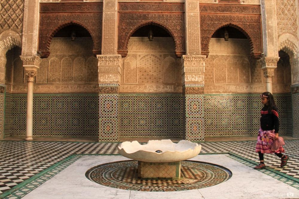 Inquietudes - Morocco