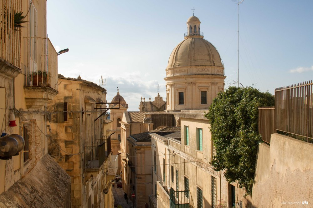 Noto Sicilia whatsonmylist